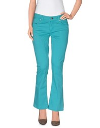 Liu Jo Jeans Trousers Casual Trousers Women Turquoise