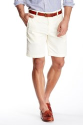 Save Khaki Light Twill Bermuda Short Yellow