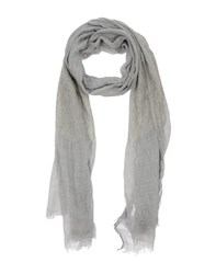 Atos Lombardini Accessories Oblong Scarves Women Grey