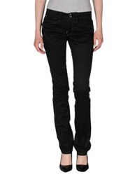 Dek'her Casual Pants Black