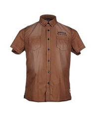 Marville Shirts Brown