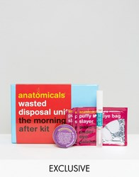 Anatomicals Asos Exclusive The Morning After Kit Morning After Clear