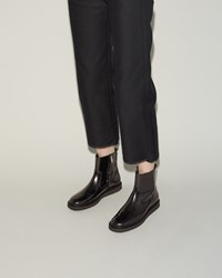 Etoile Isabel Marant Connor Leather Boots Black