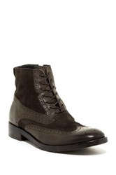 Rogue Carpatos Wingtip Boot Brown