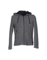 Exibit Jackets Grey