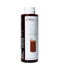 Korres Rice Proteins And Linden Shampoo For Fine Hair 250Ml Riceproteins