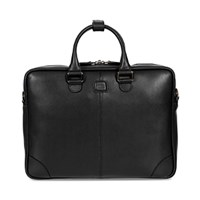Bric's Varese Small Business Briefcase Black