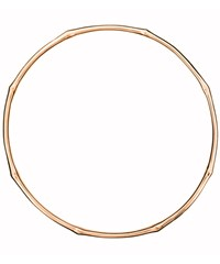 Dinny Hall Rose Gold Plated Bamboo Bangle