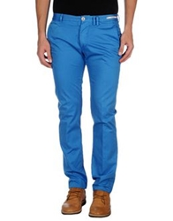 Paoloni Casual Pants Azure