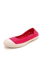 Bensimon Tennis Ballerine Sneakers Crimson