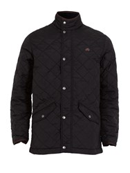 Raging Bull Big And Tall A13 Quilted Jacket Black
