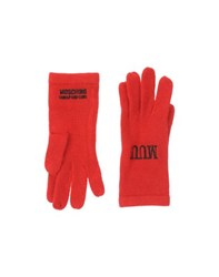 Moschino Cheap And Chic Moschino Cheapandchic Accessories Gloves Women