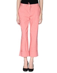 Caractere Aria Casual Pants Coral
