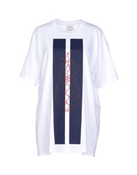 The Editor T Shirts White
