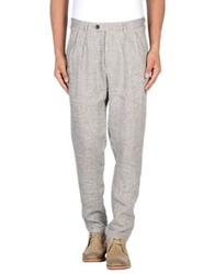 Uniforms For The Dedicated Casual Pants Light Grey