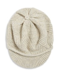 Lauren Ralph Lauren Knit Cap Cream