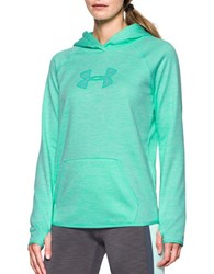 Under Armour Water Resistant Hooded Pullover Crystal