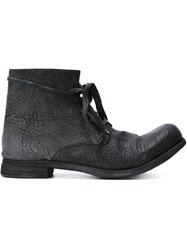 A Diciannoveventitre Lace Up Boots