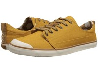 Reef Walled Low Mustard Women's Lace Up Casual Shoes Yellow