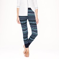 J.Crew Fair Isle Leggings