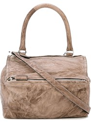 Givenchy Small 'Pandora' Tote Grey
