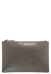 Whistles Clutch Grey