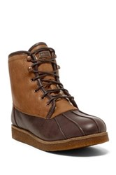 Australia Luxe Collective Lancelot Genuine Sheepskin And Shearling Lining Boot Brown