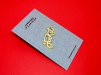 F_Ck It White And Gold Enamel Pin By Martaryczko On Etsy
