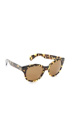 Oliver Peoples Jacey Polarized Sunglasses Tortoise Brown