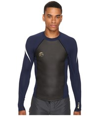 O'neill O'riginal 2 1Mm Jacket Navy Navy Lunar Men's Swimwear Black