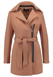 Vila Vidarling Classic Coat Dusty Camel