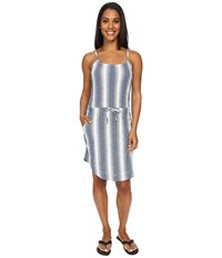 Carve Designs Ella Dress Anchor Tarifa Women's Dress White