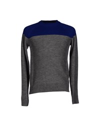 Kai Aakmann Knitwear Jumpers Men Blue