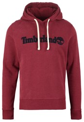 Timberland Exeter River Hoodie Port Heather Bordeaux