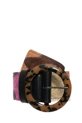 Missoni Swirl Belt