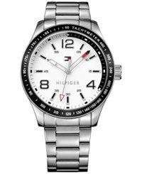 Tommy Hilfiger Men's Table Stainless Steel Bracelet Watch 44Mm 1791175