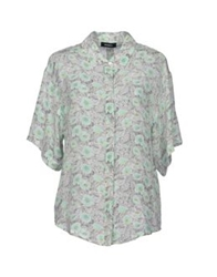 Max And Co. Shirts Light Green