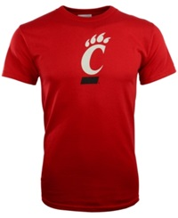 Vf Licensed Sports Group Men's Short Sleeve Cincinnati Bearcats T Shirt Red