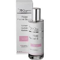 The Organic Pharmacy Women's Rose Facial Spritz 100Ml No Color