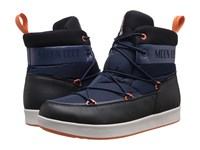 Tecnica Moon Boot Neil Blue Cold Weather Boots