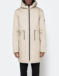 Native Youth Convoy Parka Sand