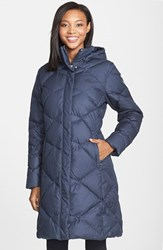 The North Face Women's 'Miss Metro' Hooded Parka Urban Navy
