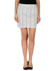 M Missoni Skirts Mini Skirts Women White