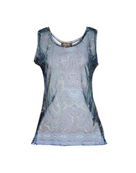 Ean 13 Topwear Tops Women Blue