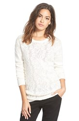 Rvca Junior Women's 'Krystalized' Sweater
