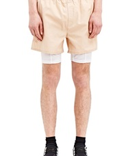 Calvin Klein Collection Hansa Shorts Beige