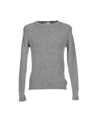 Local Apparel Sweaters Light Grey