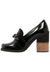 Jil Sander Navy High Heels Black