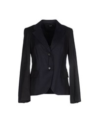 .Tessa Suits And Jackets Blazers Women Dark Blue