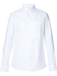 Opening Ceremony Chest Pocket Shirt White